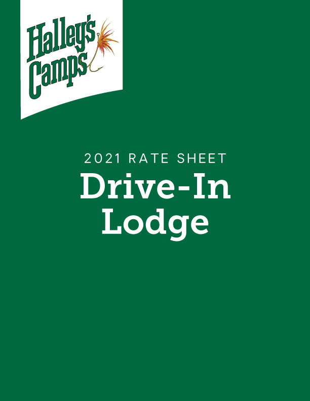 2021 Rate Sheet - Drive In Lodge