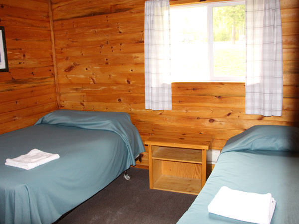 Cabin 2 bedroom